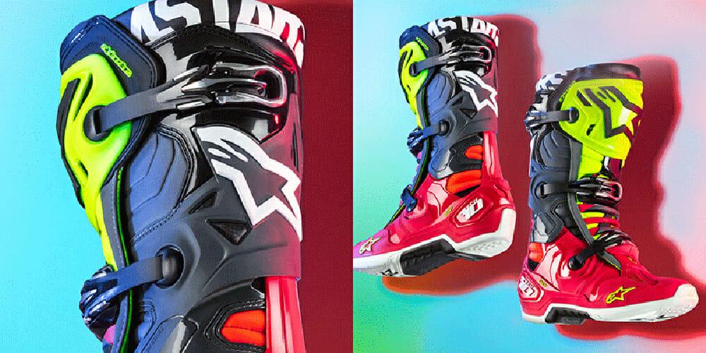 Alpinestars Anaheim 19 Limited Edition Boots