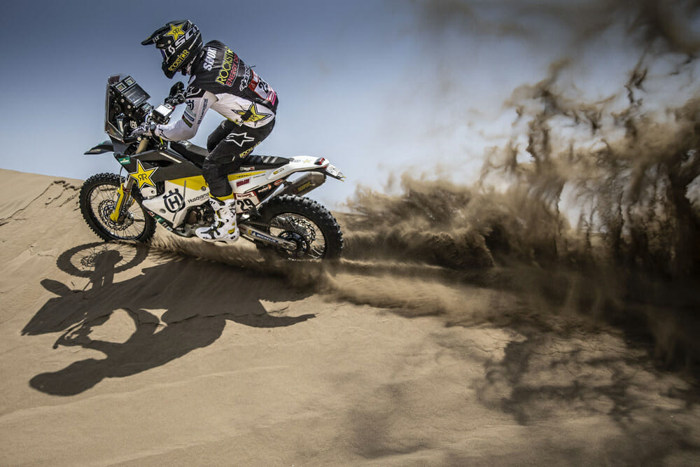 Andrew Short is set to take to the start of the 2019 Dakar Rally on Monday in Lima, Peru.