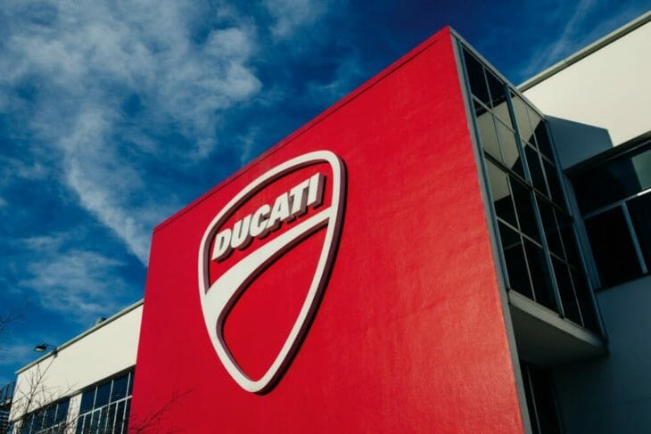 Ducati Strengthens Global Sales in 2018 and Takes Lead in Superbike Segment