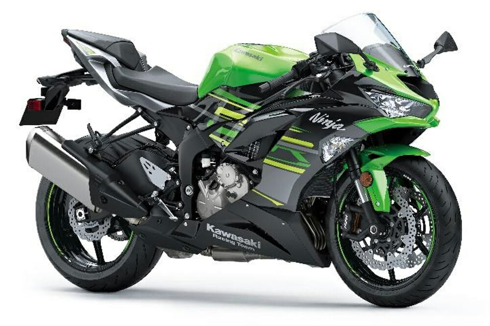2019 Ninja ZX-6R Will Come With Battlax Hypersport S22 Tires