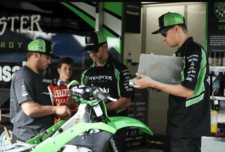 Kawasaki has announce its complete 2019 Team Green Racer Rewards (contingency) program.