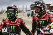 Monster Energy Honda Team Dakar 2019