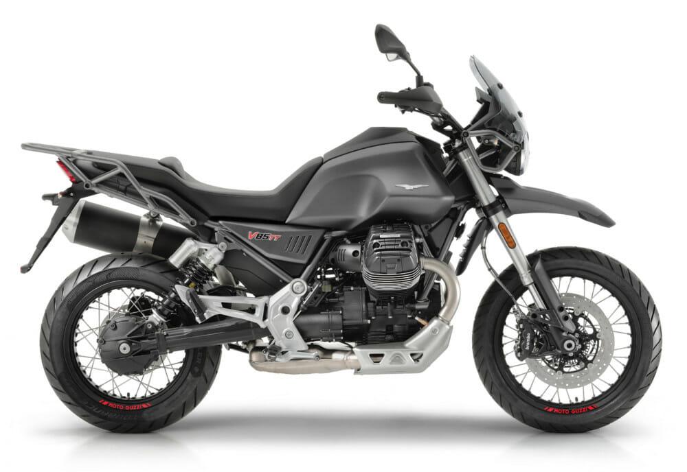 Moto Guzzi Launches Website for Pre-Ordering the V85 TT