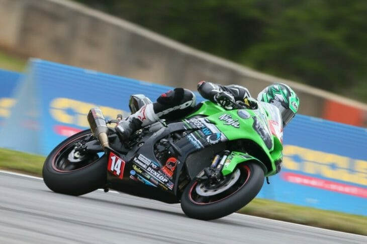 Kawasaki is offering over $1 million in contingency money for the 2019 MotoAmerica Series. Photo by Brian J. Nelson.