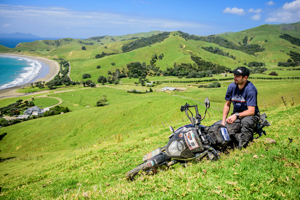 Five-time AMA National Enduro Champion Russell Bobbitt talks about his experience riding the KTM New Zealand Adventure Rallye