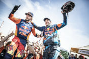 Dakar Rally 2019 Winners Photo by Marcin Kin
