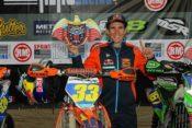 Taylor Robert Wins Sprint Hero Racing Opener at Glen Helen