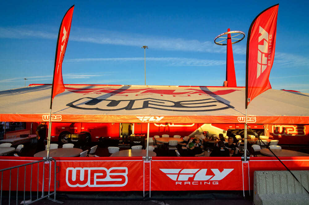 Western Powersports is a distributor selling just to the dealers in the U.S.