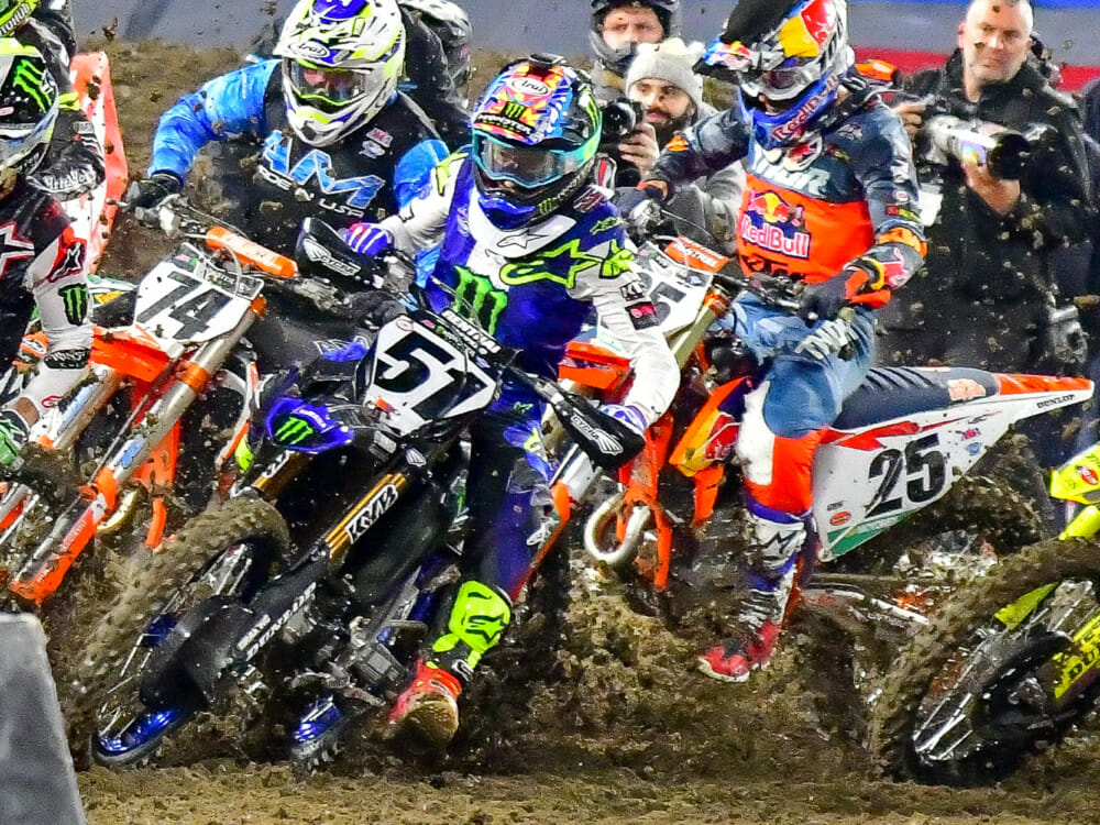 Motocross Schedule 2020 Announcing the 2020 Supercross Schedule   Cycle News
