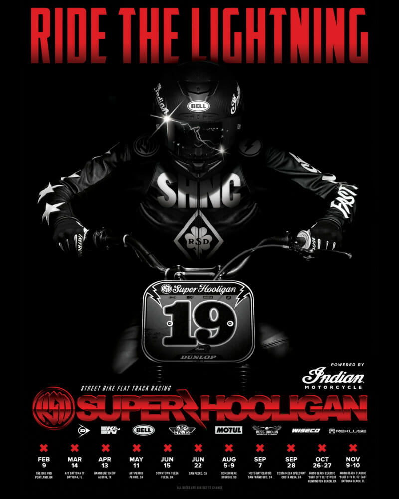 2019 Super Hooligan National Championship
