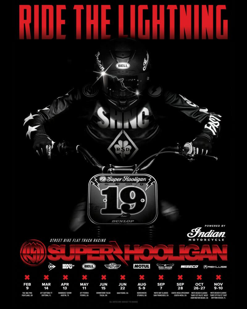 2019 Super Hooligan National Championship