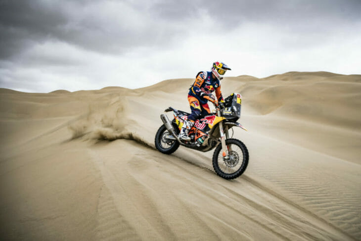Starting in 2020 the Dakar Rally will be heading to Saudi Arabia.