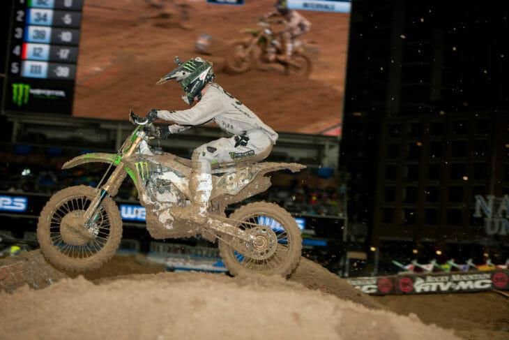 Adam Cianciarulo wins 250SX West San Diego Supercross