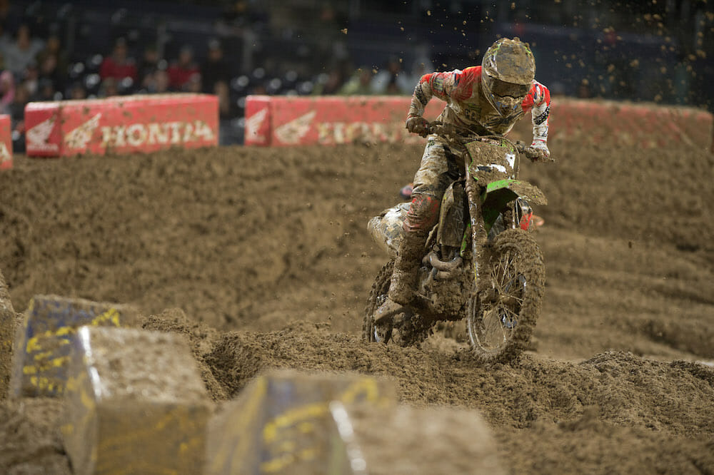Eli Tomac won the 2019 San Diego Supercross