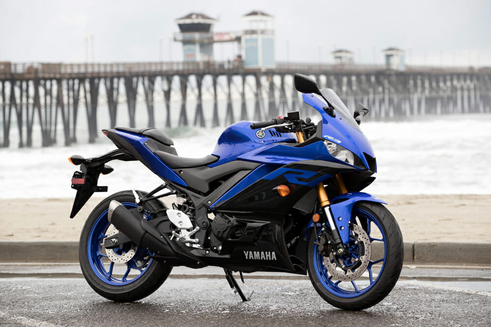 2019 Yamaha Yzf R3 Review Cycle News
