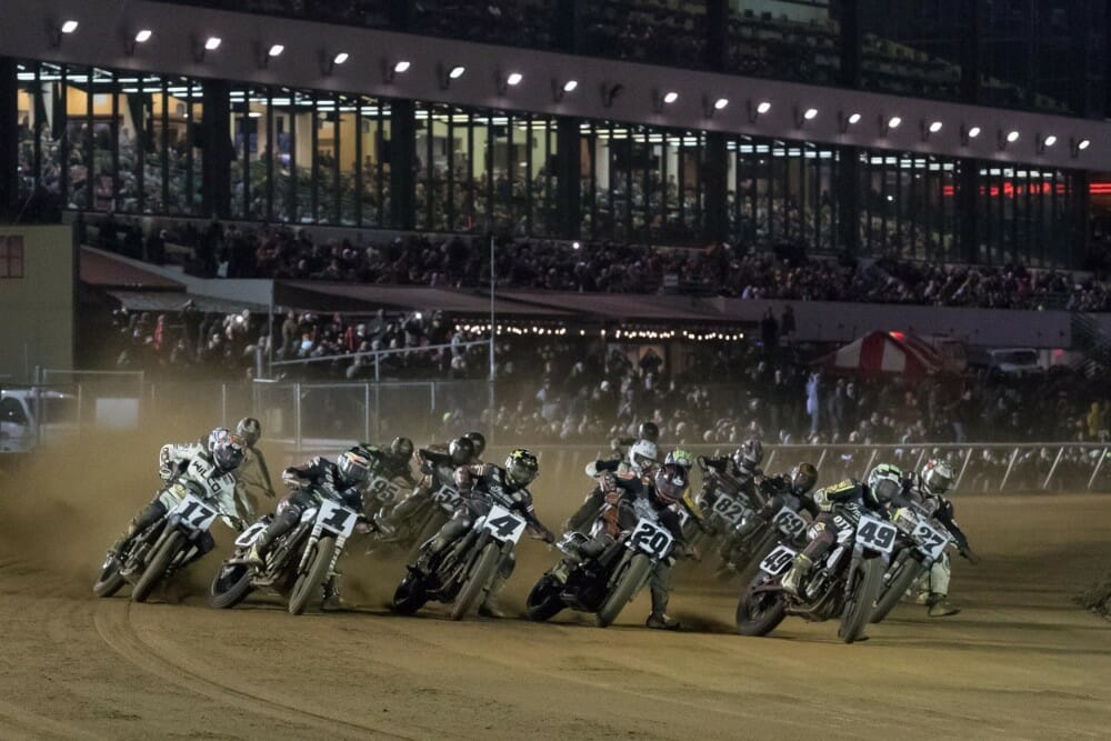 American Flat Track announced today its NBCSN broadcast schedule for its 2019 seasonAmerican Flat Track announced today its NBCSN broadcast schedule for its 2019 season