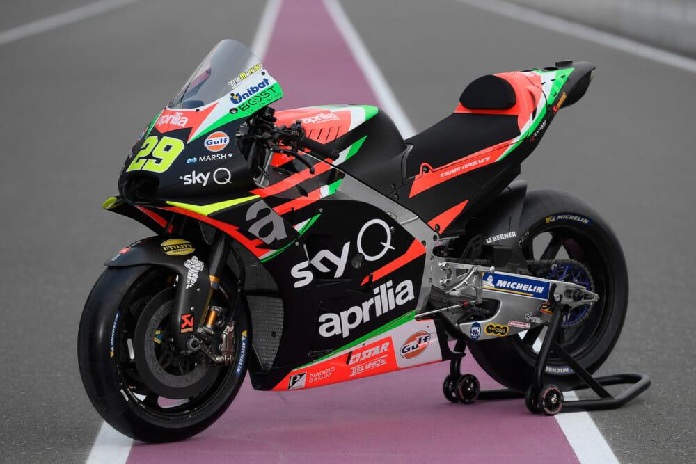 2019 Aprilia RS-GP