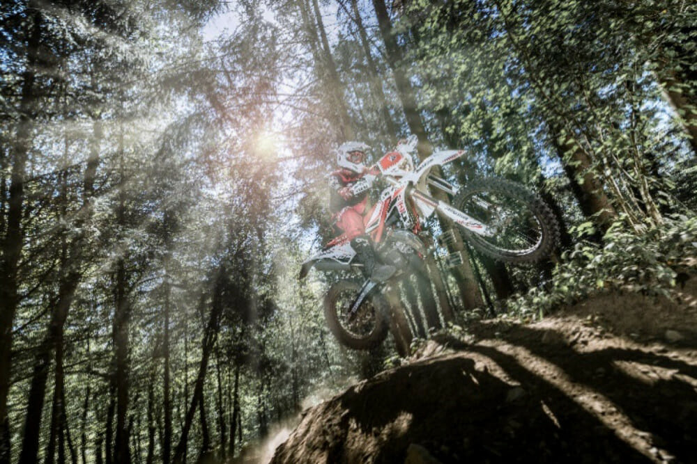 Bridgestone announced the launch of BattleCross E50 motorcycle tires for enduro competitions