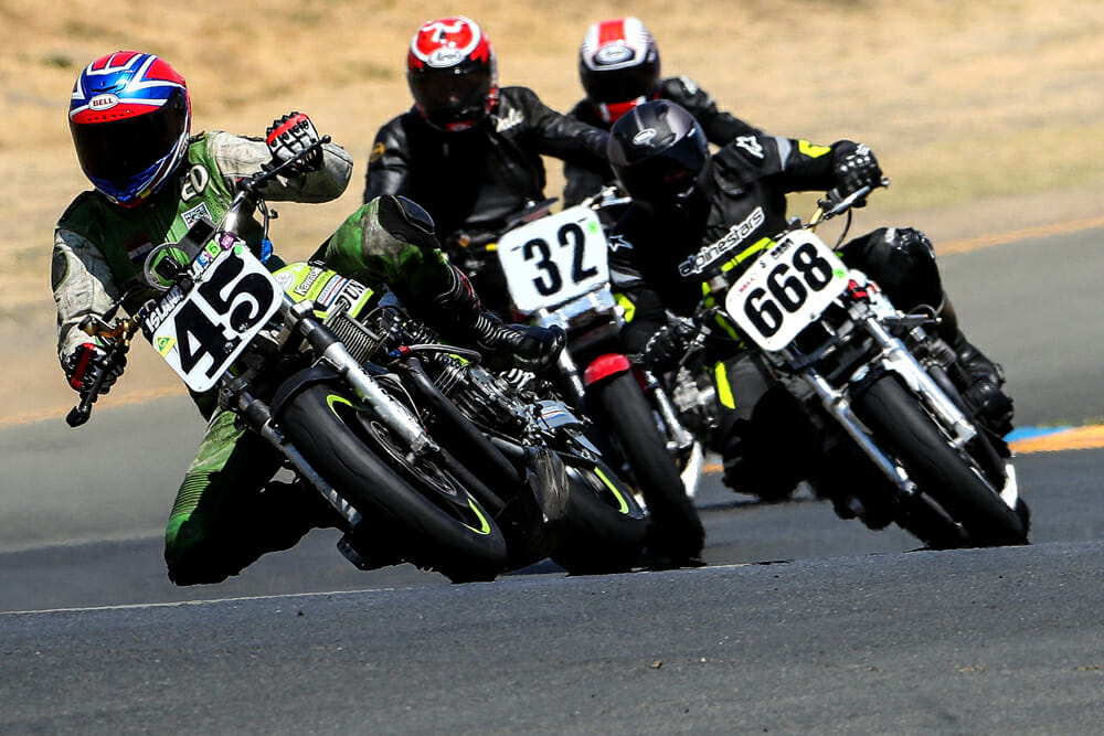 Love the glory days of AMA Superbike racing when the bikes were big and the riders were bad? The new CSRA Series might be just the ticket.