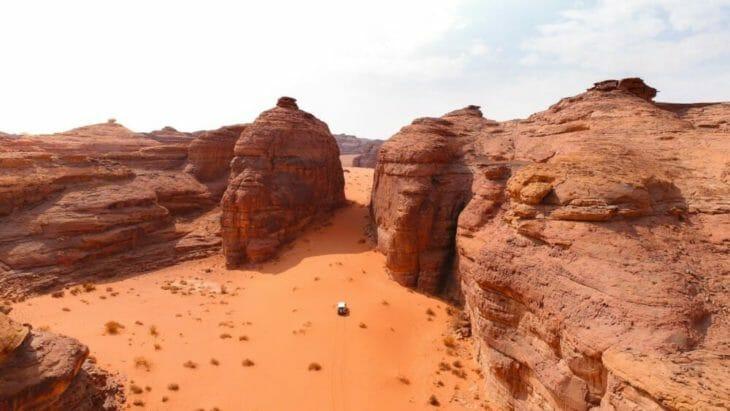 Dakar Rally to Saudi Arabia 2020
