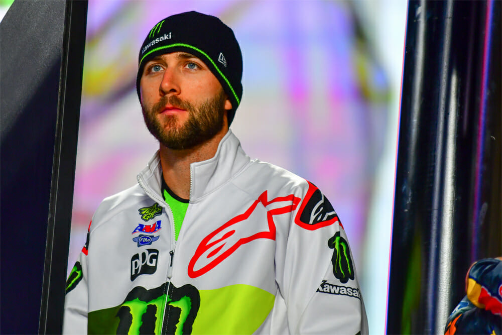 Is Eli Tomac learning that you don't have to win every single race by a minute in order to win championships?