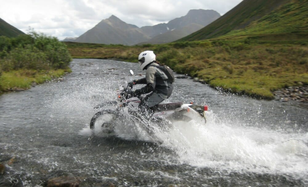 Women's Motorcyclist Foundation invites riders to develop and hone their adventure-riding skills while making worthy charitable contributions.