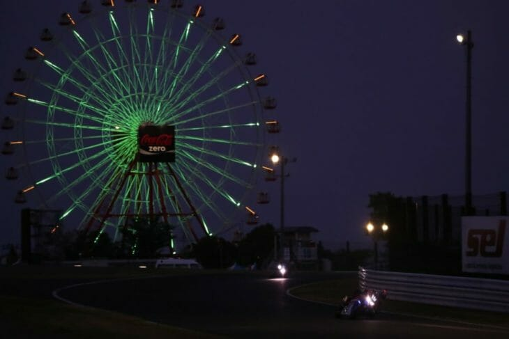 Soichi Yamana Speaks of Honda WorldSBK Suzuka 8 Hours