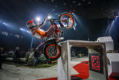 Honda Race Recap of X-Trial Round Two in Barcelona