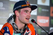 Jeffrey Herlings injured while training at the Albaida circuit in southern Spain