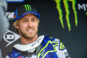Justin Barcia will sit out the 2019 Atlanta Supercross due to an injury suffered today, Frebruary 27, while training.