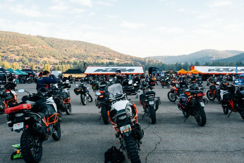 2019 North American KTM Adventure Rallies