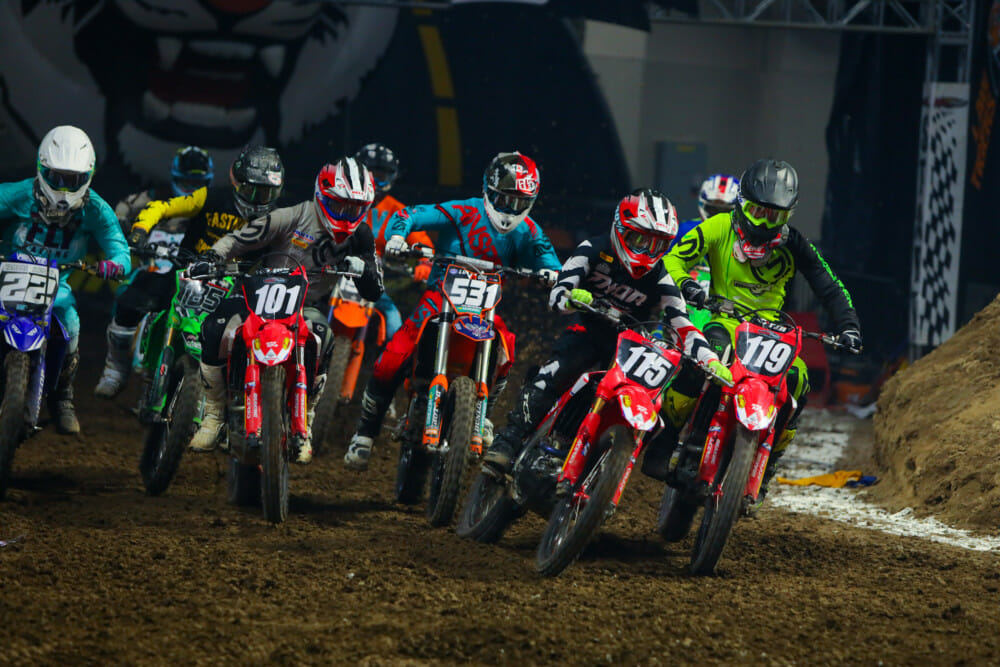 Phoenix Racing Honda to Debut at Eastern Regional Monster Energy Supercross