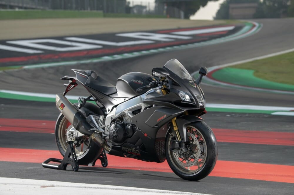 Customers can pre-order the Aprilia RSV4 Factory 1100 in USA and Canada
