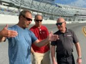 Scott Parker, Jay Springsteen and Johnny Lewis Collaborate to Finalize Bigger, Better, Faster Daytona TT