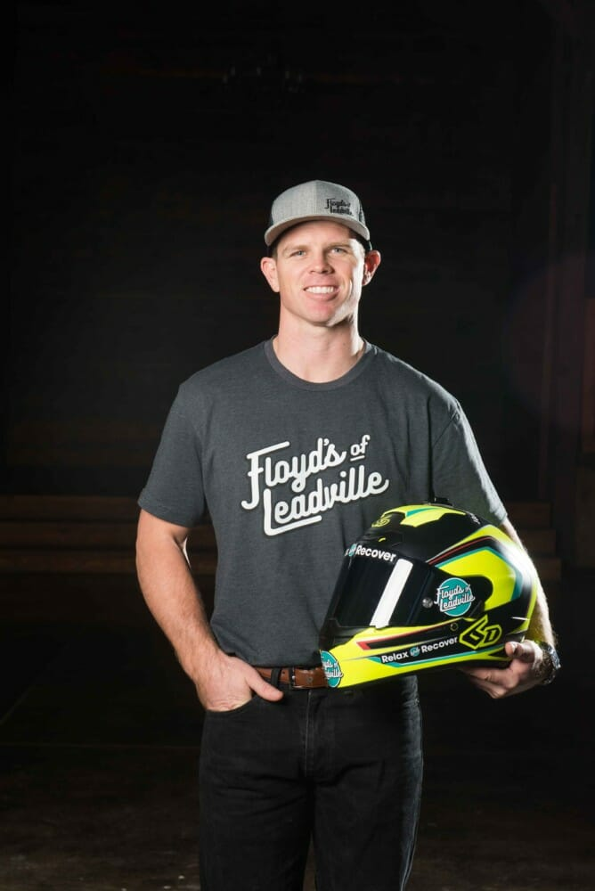 Tyler O'Hara Partners With Floyd's of Leadville Racing for Daytona 200