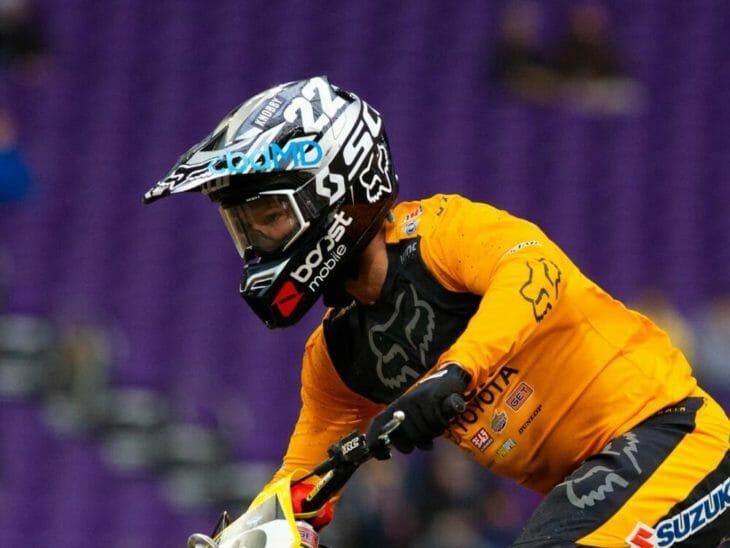 AMA Bans CBD Oil Sponsorship In Supercross