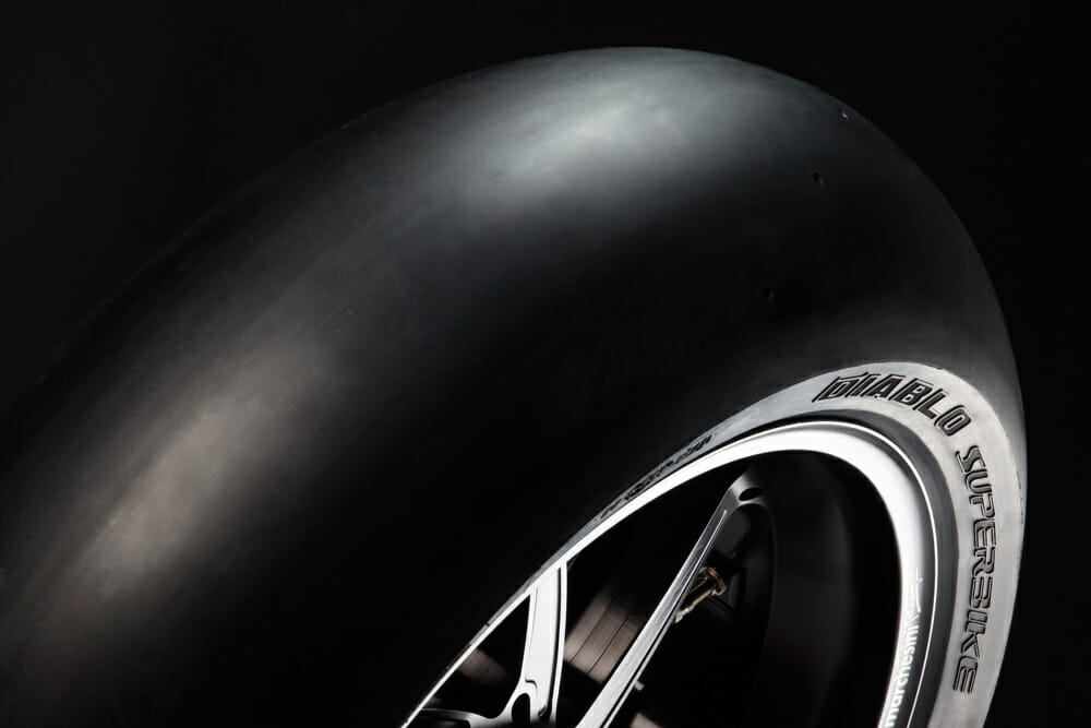 The Diablo Superbike Tires are the pinnacle of the Diablo range.