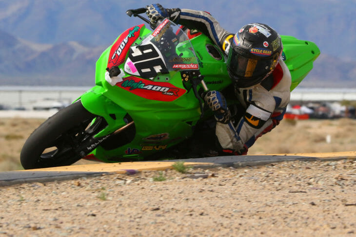Dunlop has just released a line of slick race tires for small-displacement motorcycles.