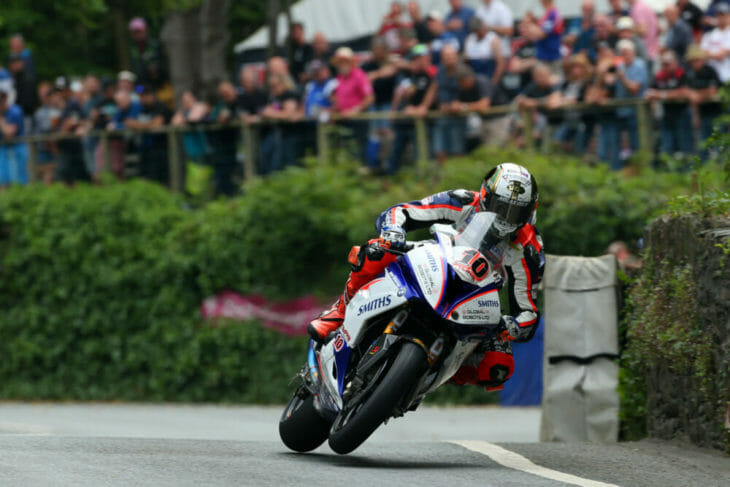 Top 5 Isle of Man TT Documentaries Peter Hickman jumping
