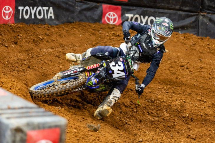 Atlanta Supercross Results 2019