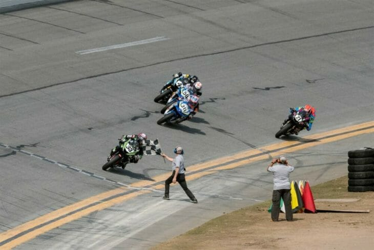 Daytona 200 Results 2019 Kyle Wyman wins