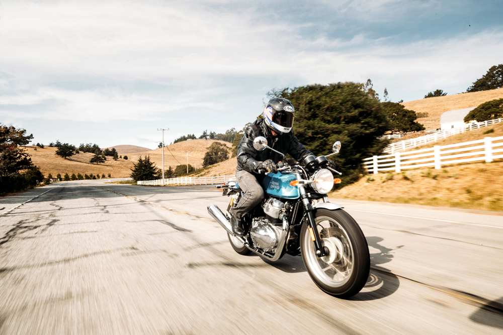 MSRP for the 2019 Royal Enfield Continental GT 650 is $5999 for the base model and $6749 for the top-of-the-range version.