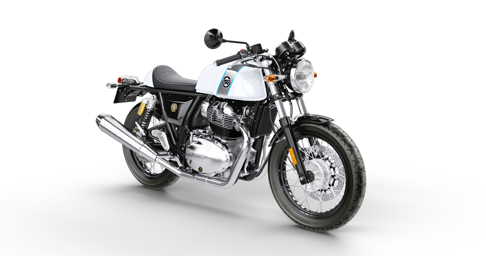 Royal Enfield INT 650 / Continental GT 650 Specifications