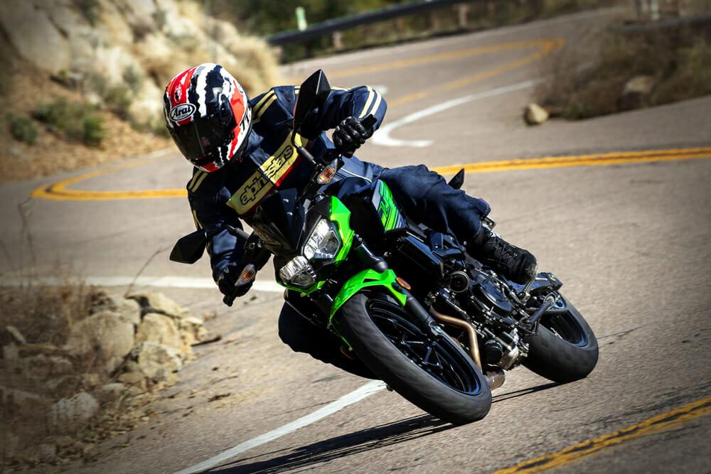 2019 Kawasaki Z400 Abs Review Cycle News