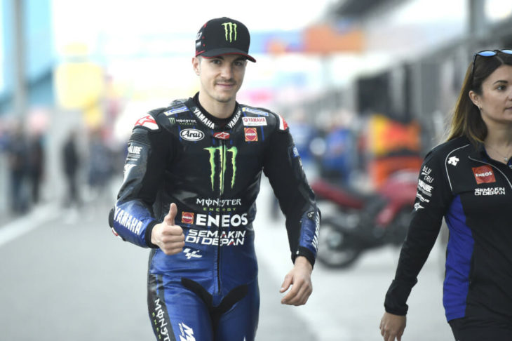 2019 MotoGP Season Preview Maverick Vinales headshot
