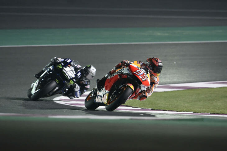 2019 MotoGP Season Preview Marquez leads Vinales.