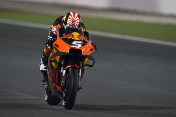 2019 MotoGP Season Preview Zarco action