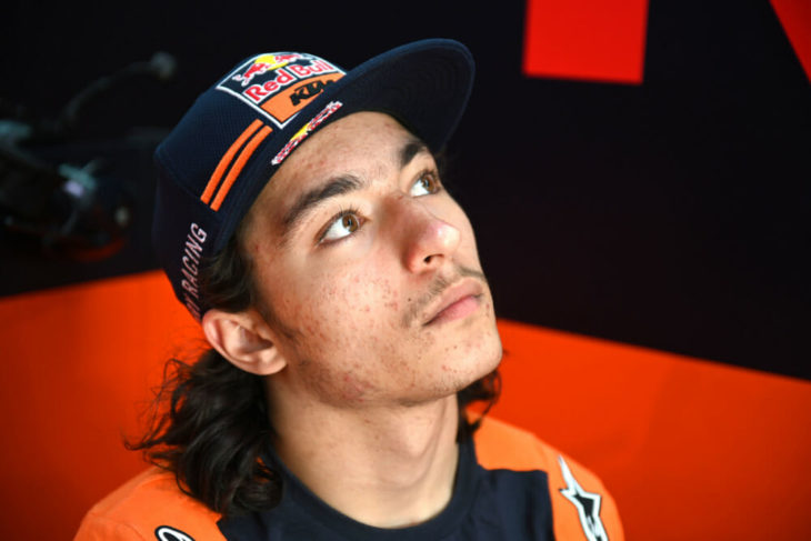 2019 MotoGP Season Preview Can Oncu headshot