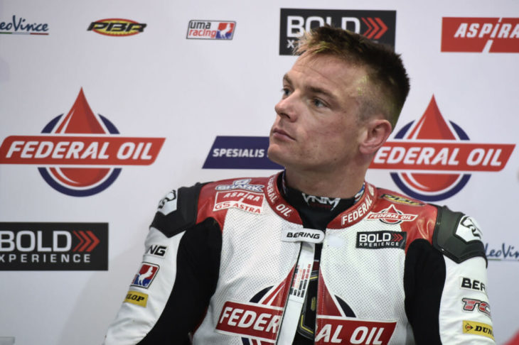 2019 MotoGP Season Preview Sam Lowes headshot