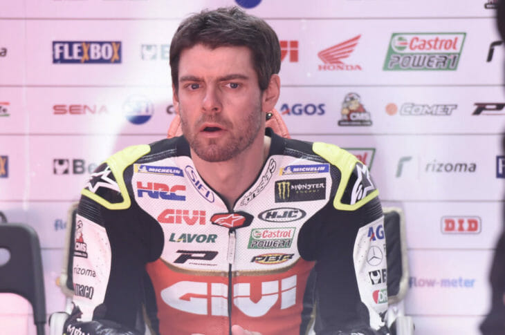 2019 MotoGP Season Preview Cal Crutchlow headshot